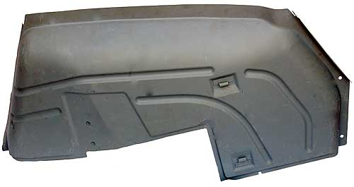 Citroen Dyane inner rear wing replacement panels by SPOG